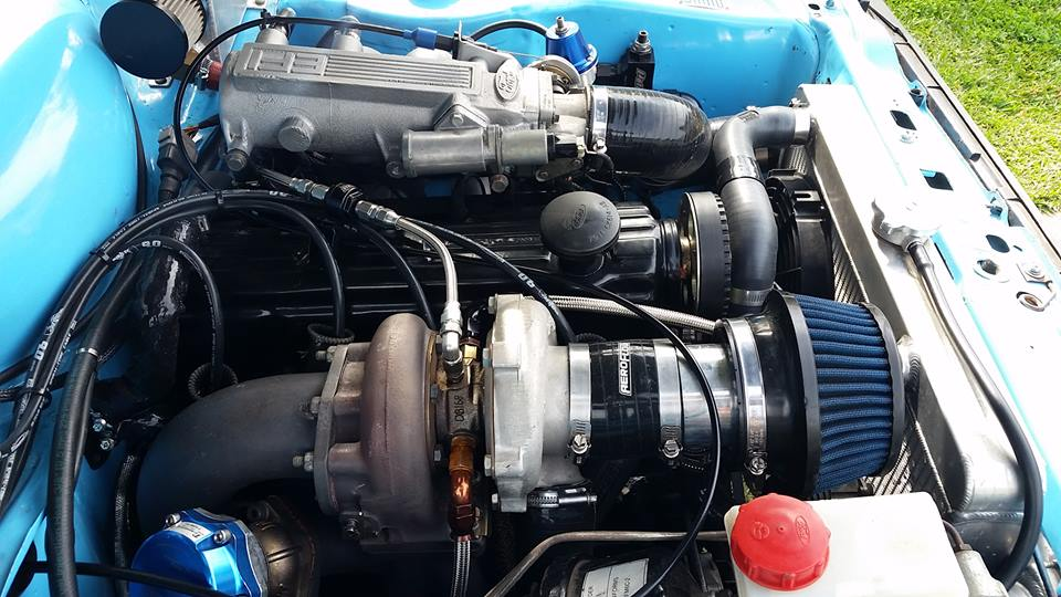 Turbo Pinto MK2 Escort  36726410