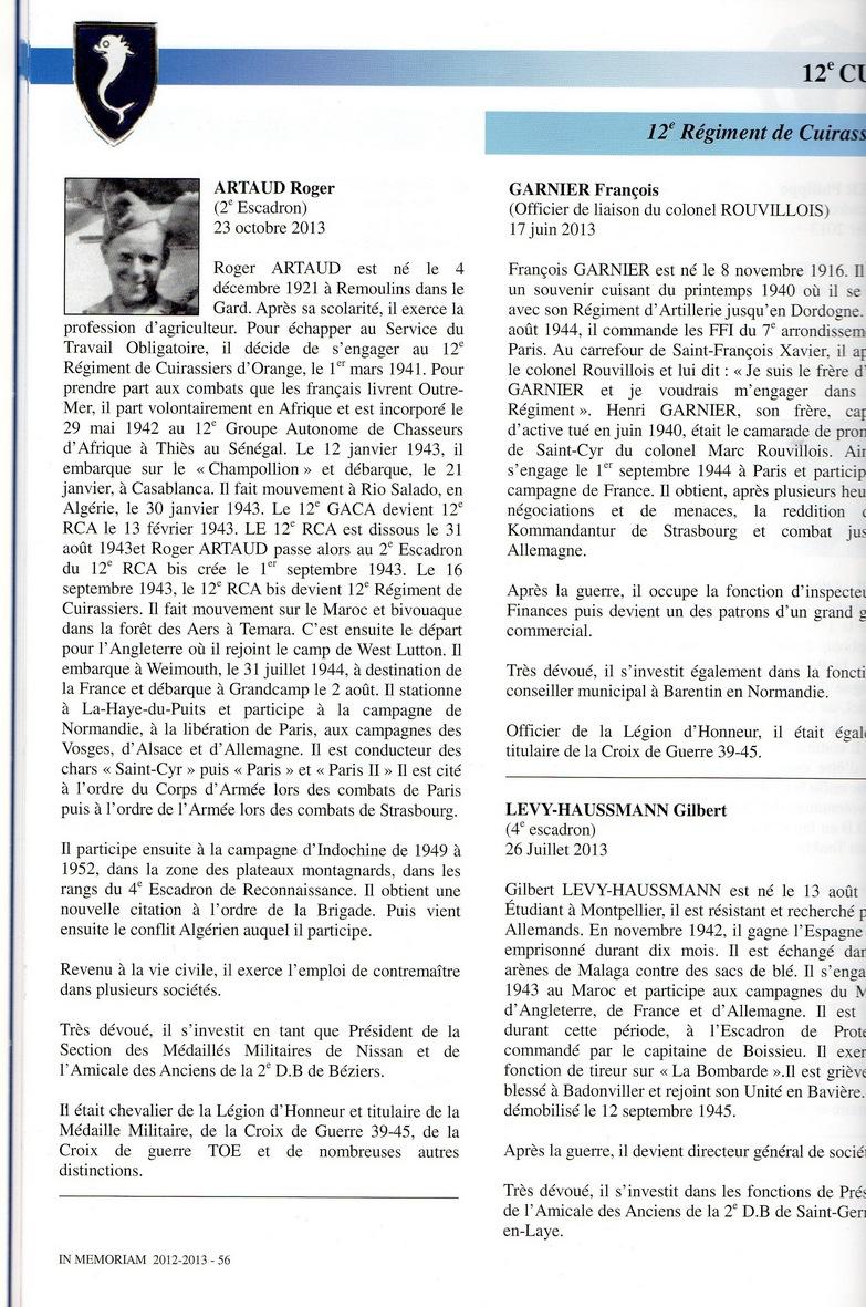 Monsieur Roger Artaud 210