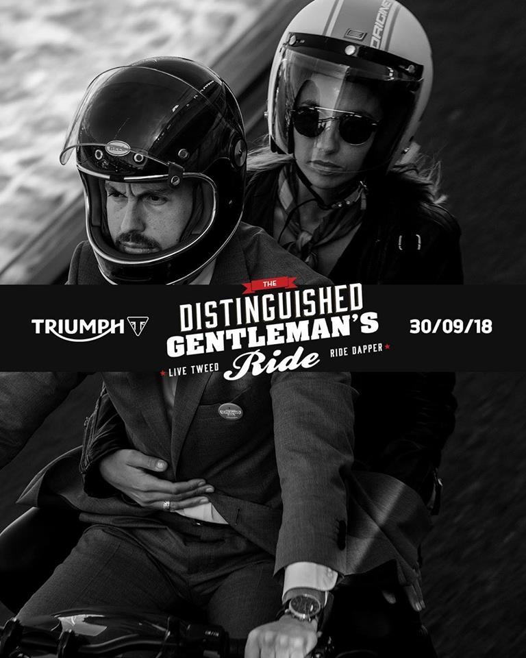 Distinguished Gentleman's Ride Dgr10