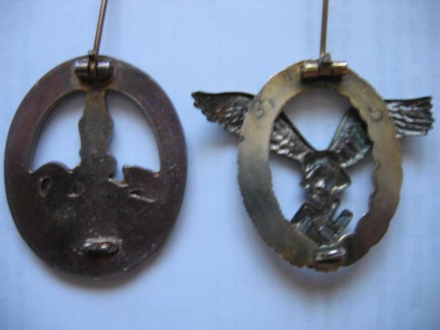 insigne de lutte contre les bandes partisans seconde pièce Img_0011