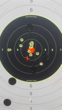 AR 15 A4 LDT a 200m 20180910