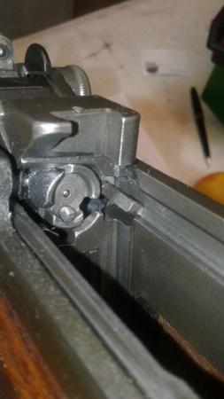 M305 (M14 Norinco) : L'arrêtoir de culasse est inopérant - Page 2 20190148