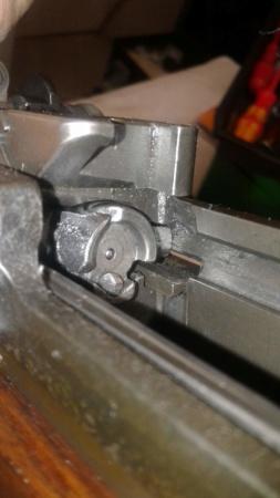 M305 (M14 Norinco) : L'arrêtoir de culasse est inopérant - Page 2 20190149