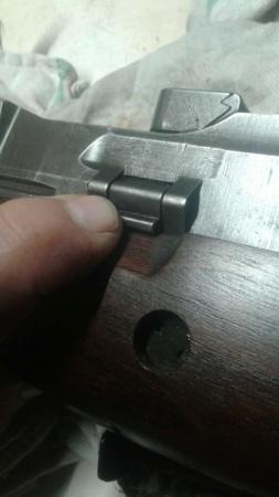 M305 (M14 Norinco) : L'arrêtoir de culasse est inopérant - Page 3 20190150