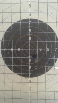 Tout premier tir avec M14 Premie10