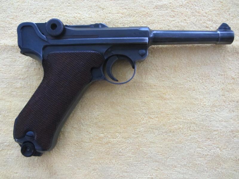 Histoire du Luger P08 9 mm Parabellum 1918 Img_3114