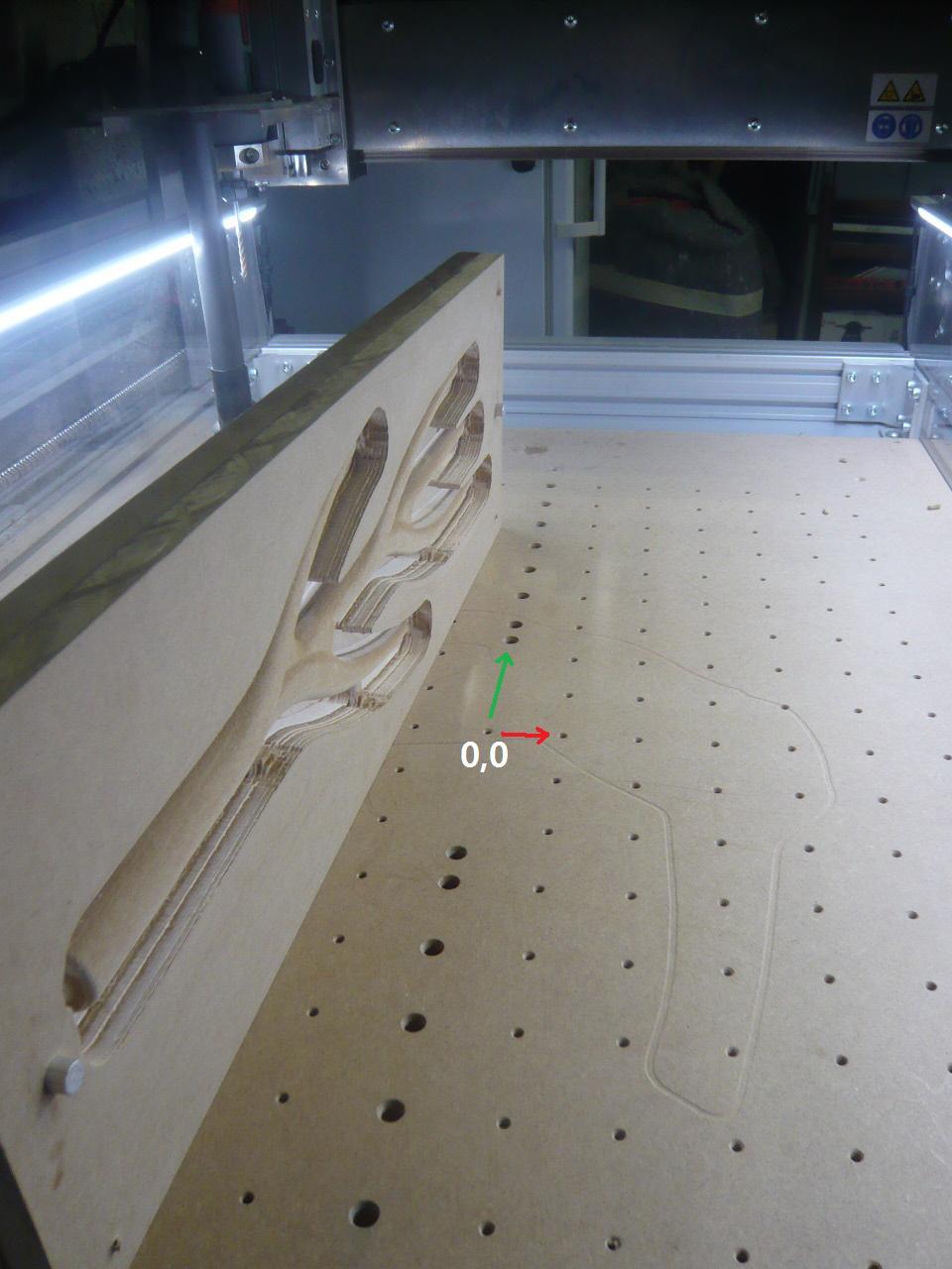 Usinage 3D profond: Réalisations et Paramétrages CAMBAM sur MDF - Page 6 P1060430