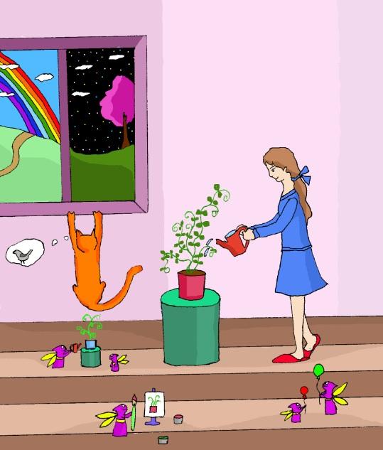 Рисунки Alice - Страница 4 88888811