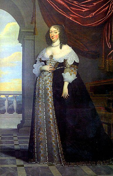Les robes de grossesse au XVIIIème siècle 111