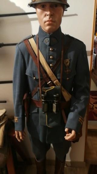 Un officier français en novembre 1918 Off211