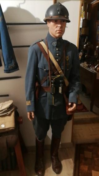 Un officier français en novembre 1918 Off311