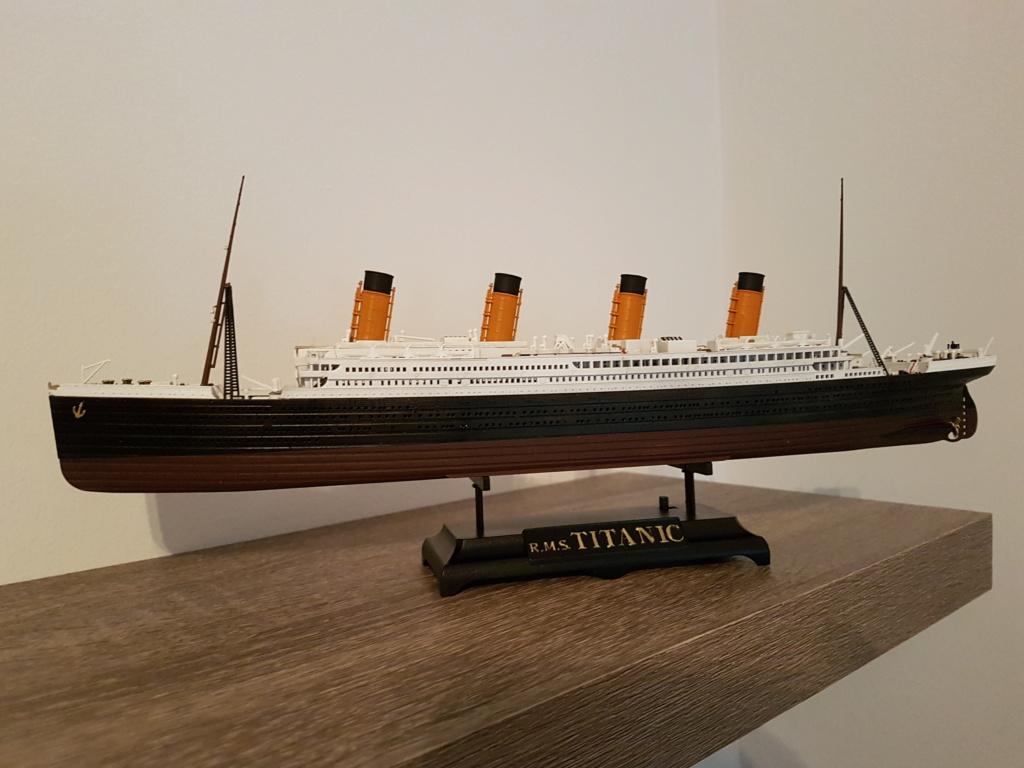 RMS titanic 20190110