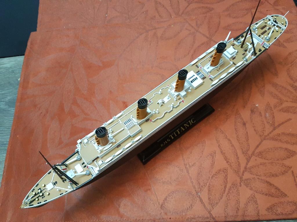 RMS titanic 20190111
