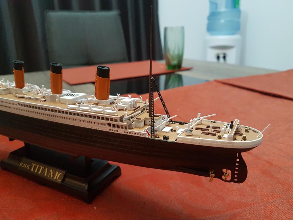 RMS titanic 20190112