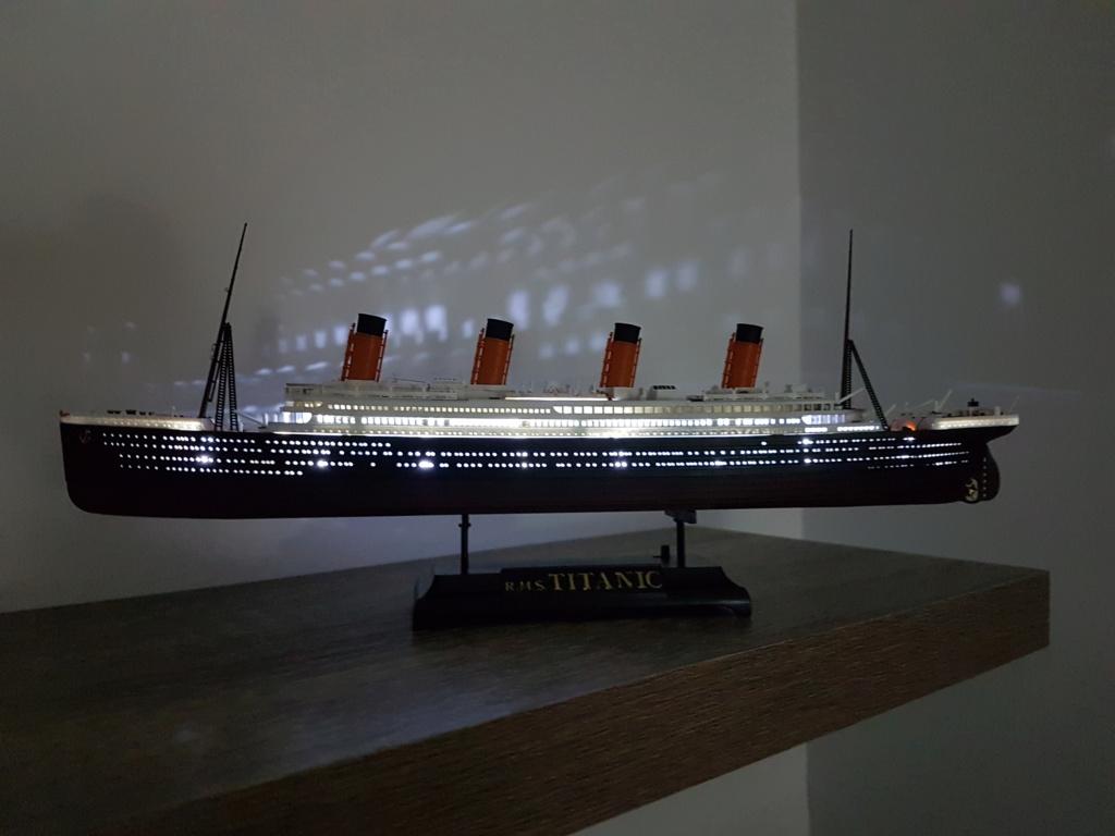RMS titanic 20190113