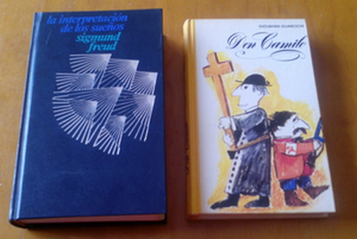 IDA Y VUELTA 08/09: El agradecimiento Libros10