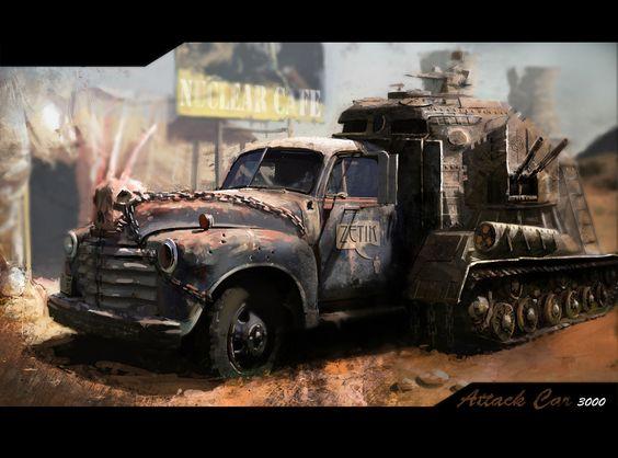 Des idées pour le PEC post-apocalyptique 035db510