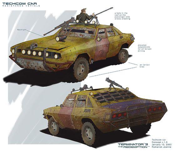 Des idées pour le PEC post-apocalyptique 7d83df10