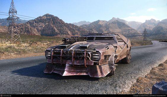 Des idées pour le PEC post-apocalyptique 9616b710