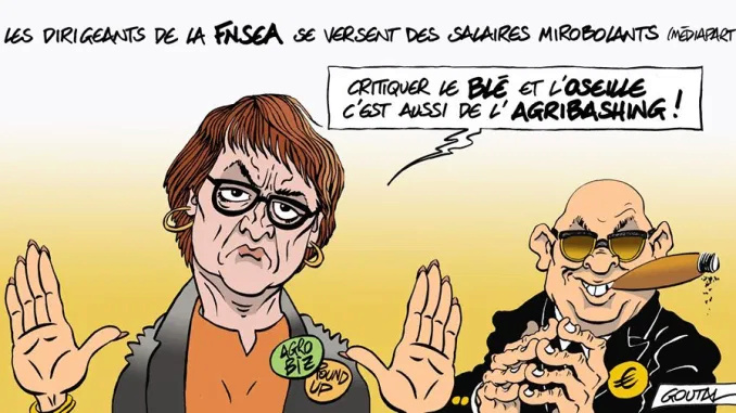 Courriers divers/Libres opinions Agro10