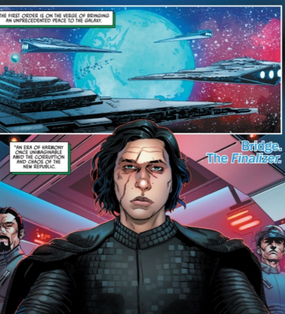 General Discussion: Canon Novels/Comics/Short Stories - Page 23 285f9010