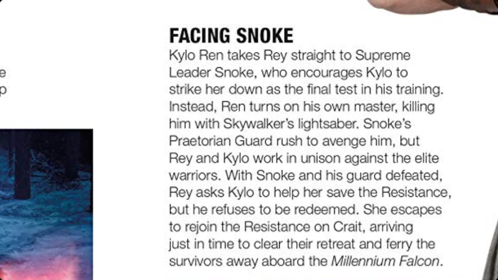 Episode IX: Spoilers and Rumors - Page 41 7ff1f910