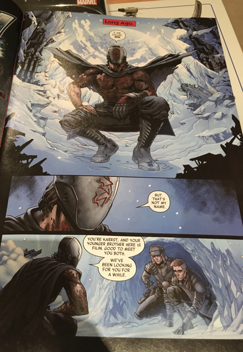 General Discussion: Canon Novels/Comics/Short Stories - Page 23 E886c310