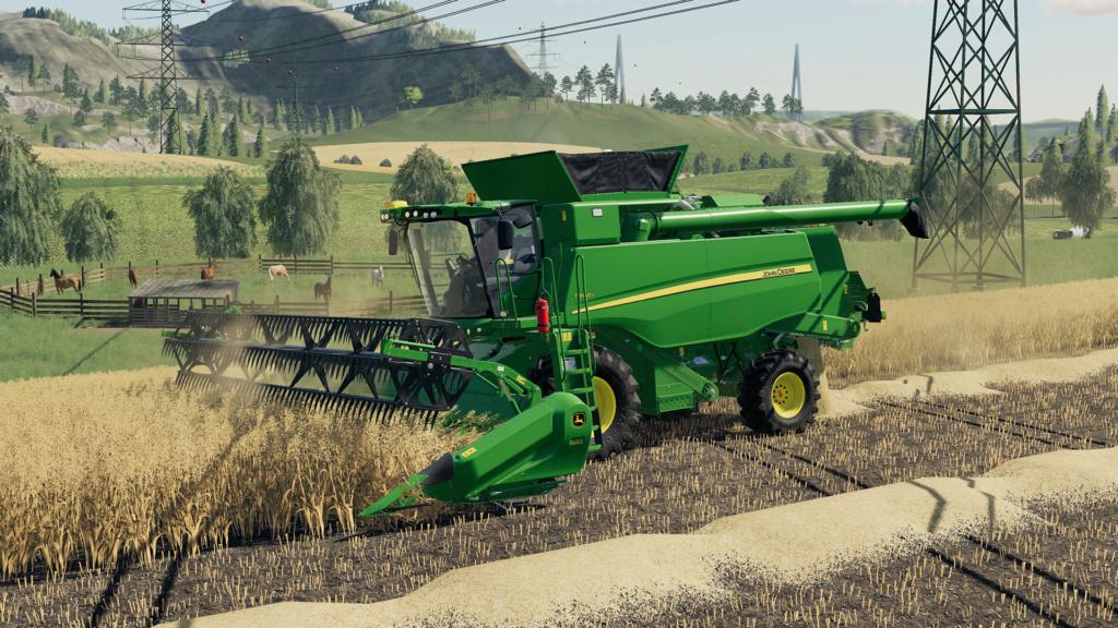 Farming Simulator 19 : devBlog #3 : Nouvelles cultures et lutte contre les mauvaises herbes 0110