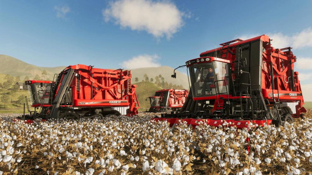 Farming Simulator 19 : devBlog #3 : Nouvelles cultures et lutte contre les mauvaises herbes 0210
