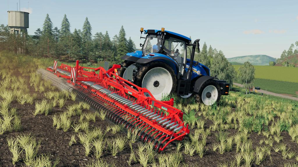 Farming Simulator 19 : devBlog #3 : Nouvelles cultures et lutte contre les mauvaises herbes 0810
