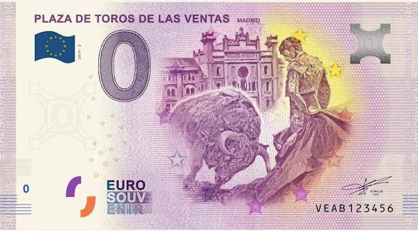 [Collecte double expédiée] Espagne - VEAB PLAZA DE TOROS DE LAS VENTAS MADRID - VEDX BENIDORM Thumbn19