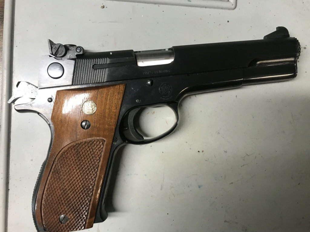 WTS Smith & Wesson model 52-2 Img_3111