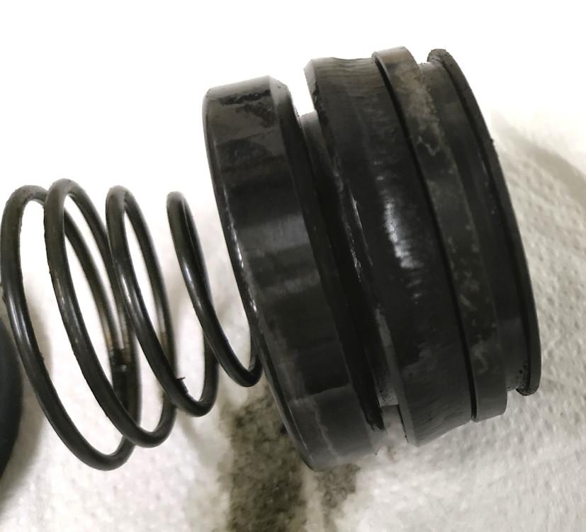 Récepteur d'embrayage Piston11