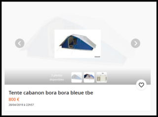 Cabanon Bora Bora Screen14