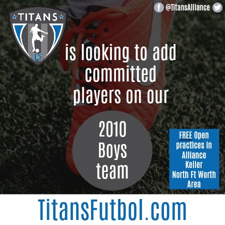Titans Alliance 2010 *roster spot* (N Ft Worth/Alliance) 2010_a10