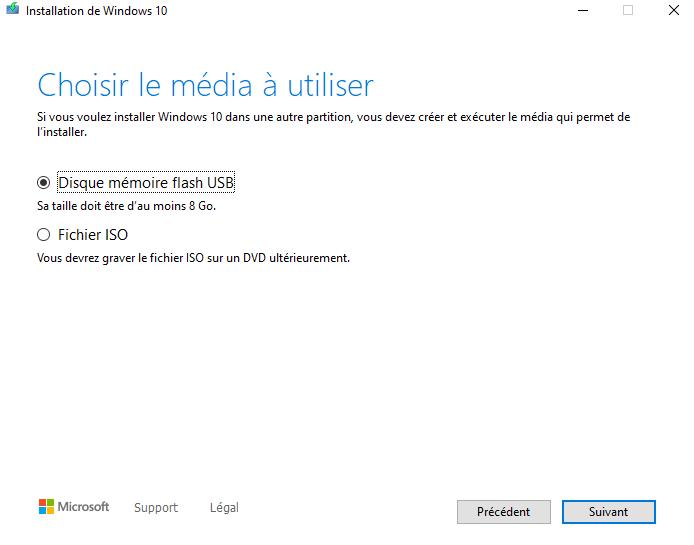 TUTO | Installer Windows 10 sur vos machines ! Captur34