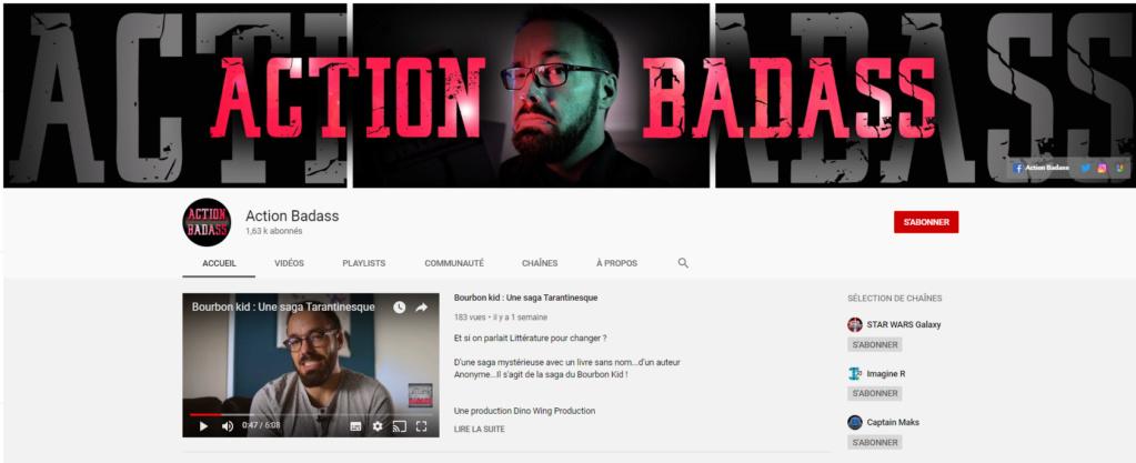 ★★★ Le Vidéaste à l'Honneur #35 | Action Badass | Venez critiquer cette chaîne ! Captur37