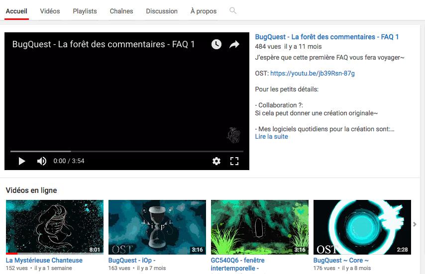 ★★★ Le Vidéaste à l'Honneur #22 | Realitynauts | Venez critiquer cette chaîne ! Sans_t10