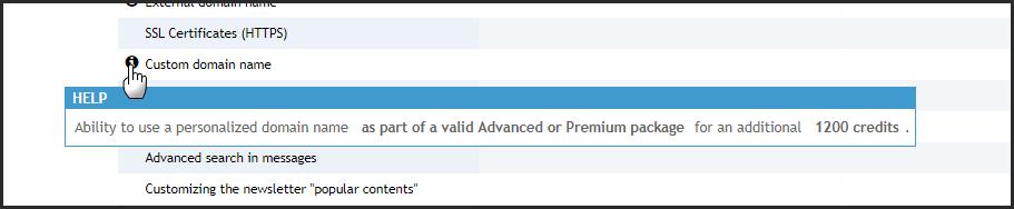 Domain Name & Premium Package 27-06-10