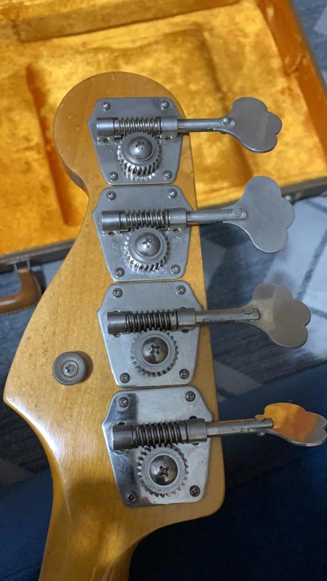 Fender Jaco Pastorius Tribute 38408512