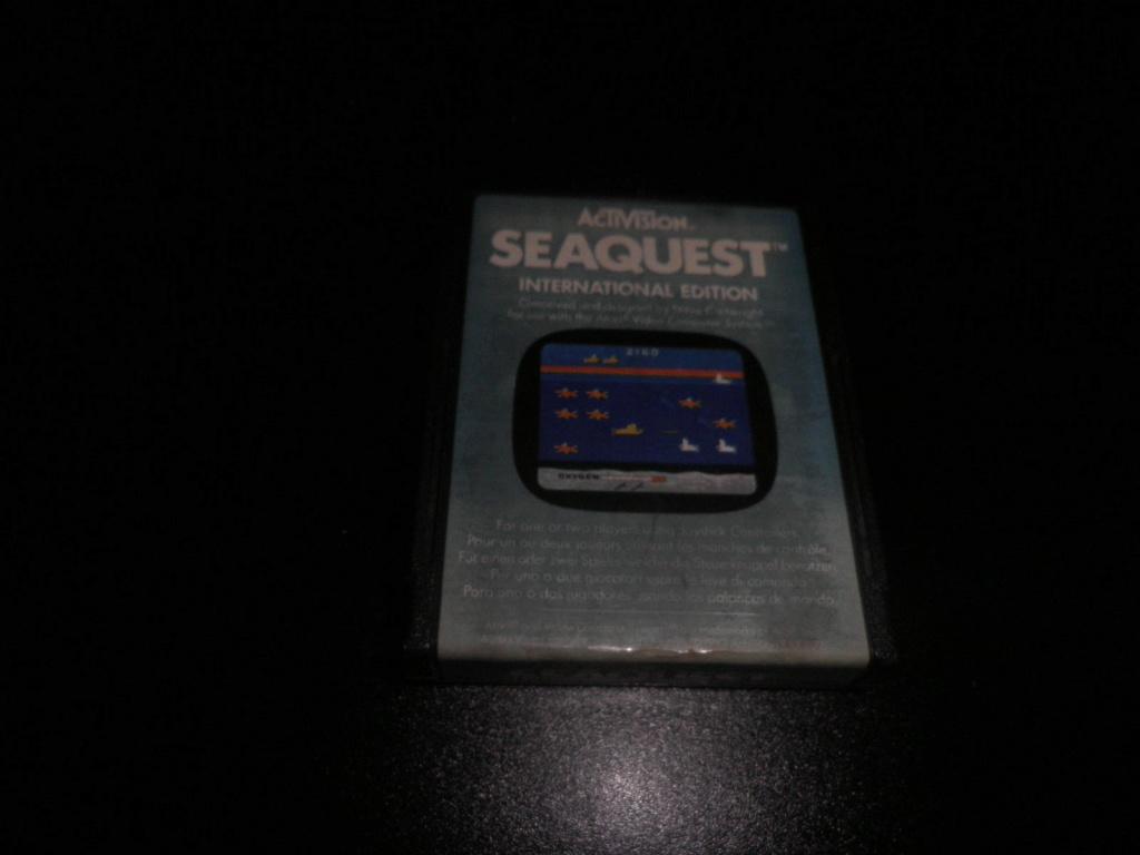 [VDS] Cartouches Atari 2600 - Page 3 Seaque10