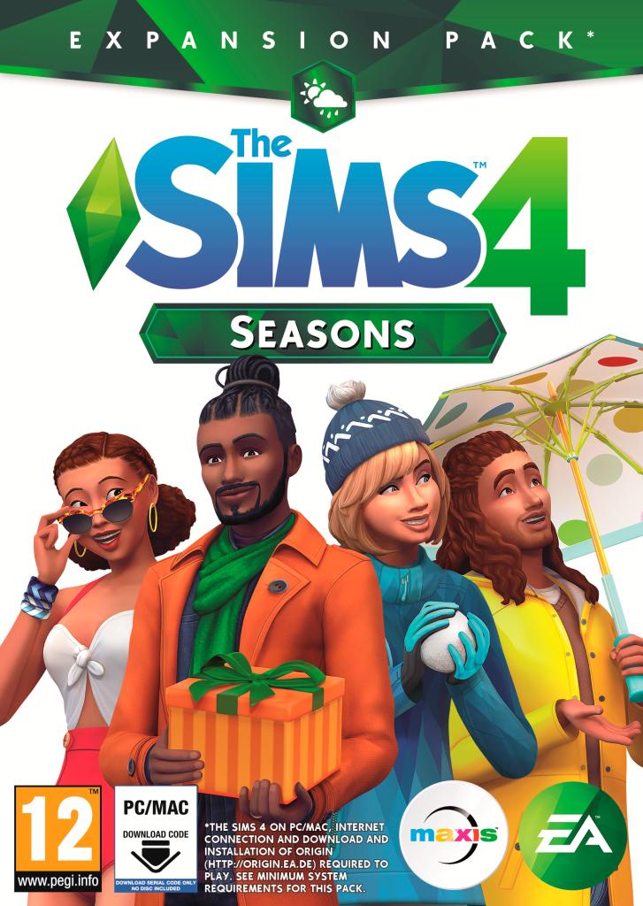 Los Sims 4 y Las cuatro estaciones Ep05_p10
