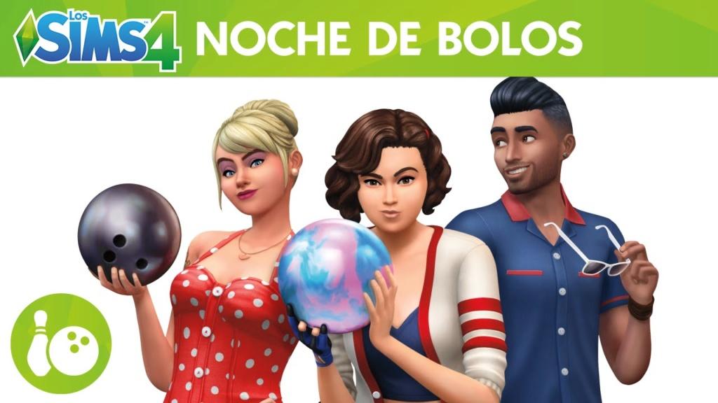 Los Sims 4 Noche de Bolos Maxres11