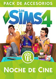 Los Sims 4 Noche de Cine Sims4_10