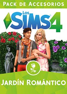 Los Sims 4 Jardín Romántico Sims4_11