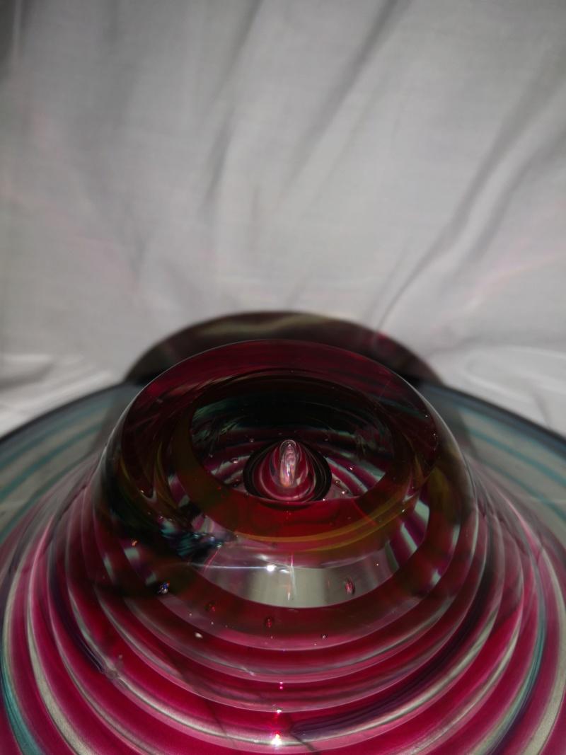 Murano style bowl is it Murano ? 15344713