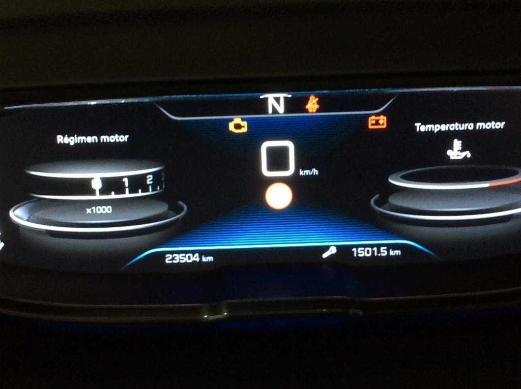 No marca la temperatura del motor F85c0710