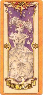 Spectra Vandergheist, sorcière. Flower10