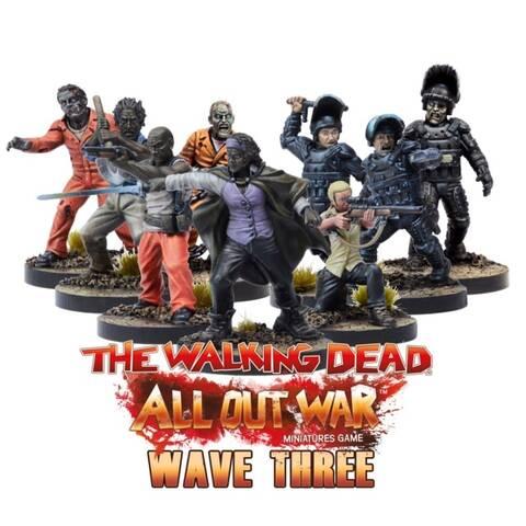 Action Figure The Walking Dead Shiva Force-Michonne sanglant