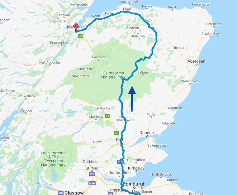 Grand tour - Scotland May 2019 18may113